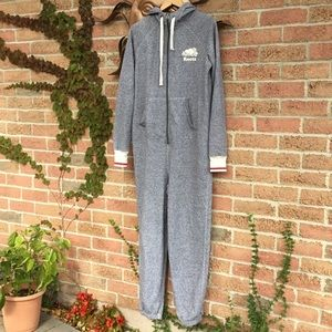Roots Women's Large Cabin Onesie Size Large, in Excellent Condition